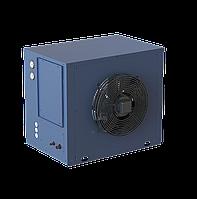 Холодильные компрессорно-конденсаторные агрегаты со встроенным конденсатором на базе спиральных компрессоров
