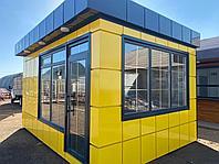 Торговый Павильон HPL панель, Киоски