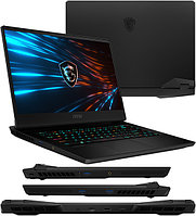 "Ноутбук MSI GP66 Leopard 10UE-464XKZ ,NB 10UE, Core i7-10870H-2.2/1TB SSD/16GB/RTX3060-6GB/15.6""FHD 144Hz/DOS"