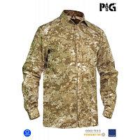 Рубашка «Huntman-Camo» XL