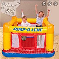 Детский надувной батут JUMP-O-LENE Intex