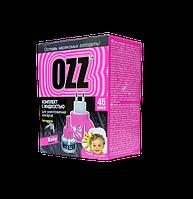 """Комплект с жидкостью """"OZZ BABY"""" для уничтожения комаров."""