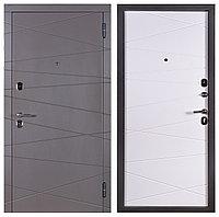 Дверь входная металлическая Ferroni Верона Белый матовый