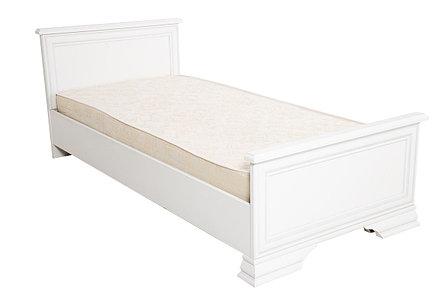 Кровать односпальная, коллекции Кентаки, Белый, БРВ Брест (Беларусь), фото 2