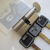 Сердцевина Mul-T-lock MT5+ 50/55Т (105) с вертушкой - Новое поколение высокосекретных цилиндров