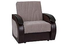 Кресло традиционное как часть комплекта Сиеста 2, Nika07(песоч)/Nika07(песоч)/Ecotex213, АСМ Элегант (Россия), фото 2