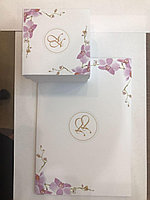 Открытка и коробка