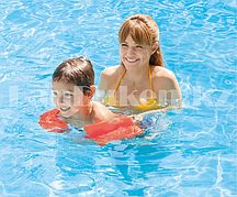 Нарукавники для плавания детские надувные INTEX #59642NP 23 см х 15 см