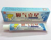Крем для ног от грибка, пота и неприятных запахов 15 гр