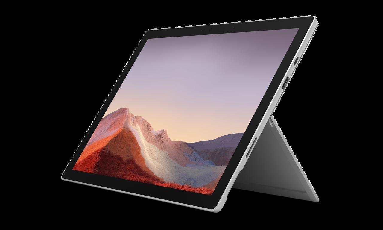 Microsoft Surface Pro 7 Plus i5/8Gb/256Gb Platinum