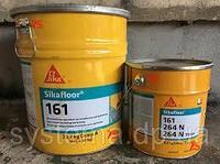 2-х компонентная эпоксидная грунтовка, выравнивающий раствор, промежуточная стяжка Sikafloor®-161