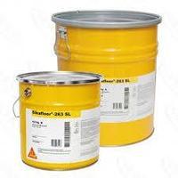 Двухкомпонентное эпоксидное покрытие для самовыравнивающихся и высоконаполненных покрытий Sikafloor®-263 SL