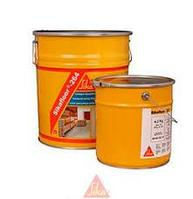 Двухкомпонентное эпоксидное, непроницаемое покрытие, наносимое валиком Sikafloor®-264