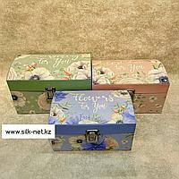 Коробка-сундук 3 в 1