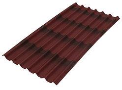 Покрытие для крыши ондулин