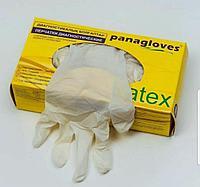 Перчатки латексные неопудренные диогностические