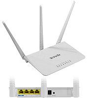 Беспроводной маршрутизатор Tenda F3 Wireless router, WiFi 4 (300M), (3+1) x 10/100M
