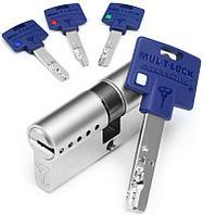 Сердцевины Mul-T-Lock Interactive+ 33/33Т с вертушкой (66)- Высокосекретные цилиндры.
