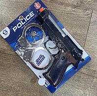Пистолет с наручниками