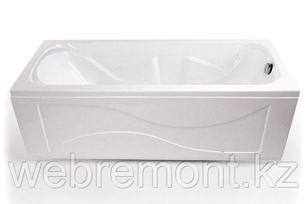 Акриловая ванна Стандарт 160*70 см. (1600*700*570). Triton. Москва. Россия., фото 2