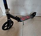Складной двухколесный самокат Scooter для подростков. Kaspi RED. Рассрочка., фото 2