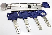 Сердцевины Mul-T-Lock Interactive+ 40/45Т (85) с вертушкой - Высокосекретные цилиндры.