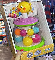 Интерактивная игрушка Юла с шарами