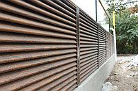 Красивый Забор-Жалюзи не как у всех