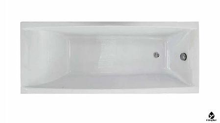 Акриловая ванна Джена 150*70 см. (1500*700*600). Triton. Москва. Россия., фото 2