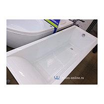 Акриловая ванна Джена 150*70 см. (1500*700*600). Triton. Москва. Россия., фото 3