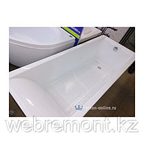 Акриловая ванна Джена 160*70 см. (1600*700*600). Triton. Москва. Россия., фото 3