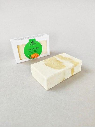 """Мыло натуральное """"Лемонграсс"""" без упаковки. Ecodar"""