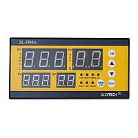 ZL-7918А LILYTECH Контроллер температуры и влажности для инкубатора (переворот, проветривание)
