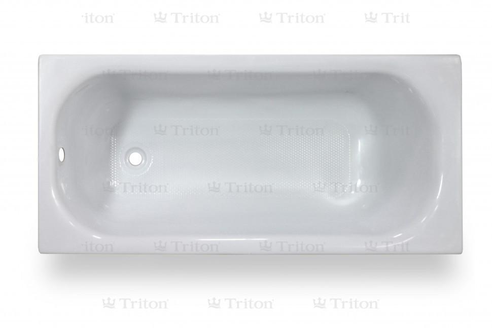 Акриловая ванна Ультра 130*70 см. (1300*700*570). Triton. Москва. Россия.