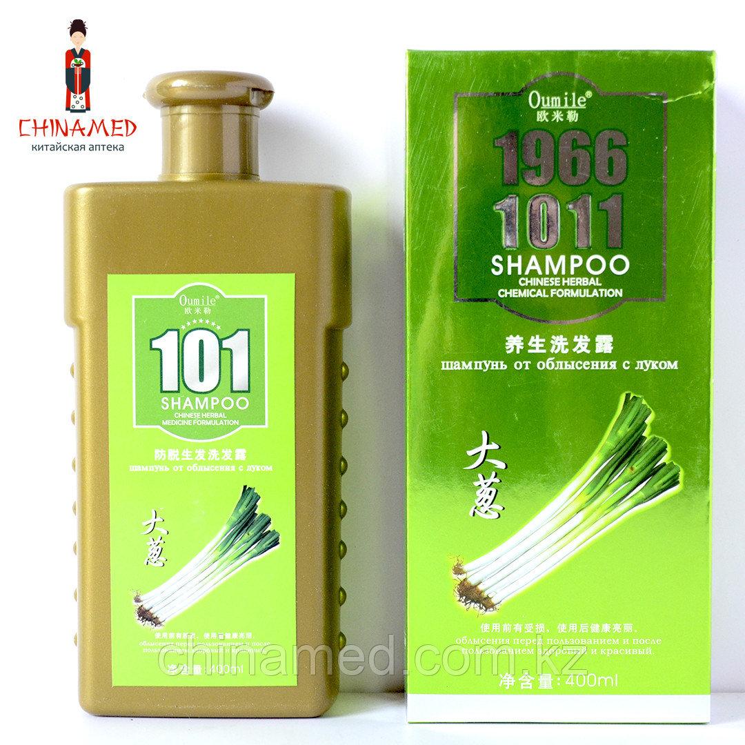Шампунь от выпадения волос 101 с луком
