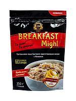 """Umight / Протеиновая каша быстрого приготовления """"Breakfast Might"""" овсяная с бананом, 350 г"""