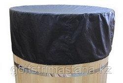 Чехол на купель, Круглая, д. 120 см
