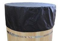 Чехол на купель, Овальная, раз. 200*120 см