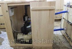 Система фильтрации, с электроподогревом