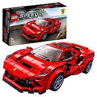 Lego Конструктор автомобиль Ferrari F8 Tributo 76895 Speed, фото 1
