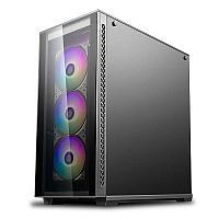 Компьютерный корпус, Deepcool, MATREXX 70 ADD-RGB 3F, DP-ATX-MATREXX70-BKG0P-3F, ATX-Micro ATX, USB