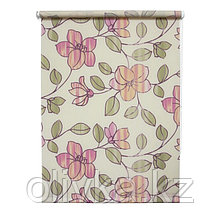 Рулонная штора «Камелия», 40 х 175 см, цвет розовый