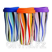 Стакан-термос Ceramic Mode керамика, силикон