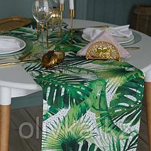 Дорожка на стол «Этель» Тропический рай 40х146 см