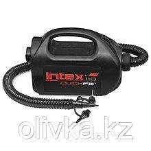 Насос электрический 220V/12V (автомобильный), 2-cкоростной, 68609 INTEX