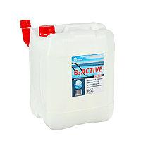 О2 ACTIVE, средство для дезинфекции воды бассейнов, 10 л