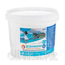 Медленный стабилизированный хлор Aqualeon комплексный таб. 200 гр., 5 кг