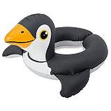Круг для плавания «Зверюшки», от 3-6 лет, МИКС, 59220NP INTEX, фото 3
