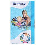 Круг надувной для плавания «Осьминожки», d=61 см, от 3-6 лет, цвета МИКС, 36014 Bestway, фото 6