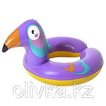 Круг для плавания «Животные», от 3-6 лет, МИКС, 36112 Bestway